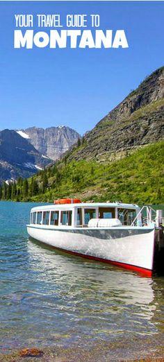 Summer 2014 must-visit: Montana! Home to big skies and adventure | glaciermt.com