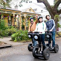 New Orleans Segway Tours-Choose from 3