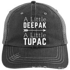 A Little Deepak A Little Tupac