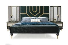 Bed Headboard Design, Bedroom Bed Design, Bedroom Furniture Design, Headboards For Beds, Couches, New Bed Designs, Steel Bed, How To Dress A Bed, Modern Sofa