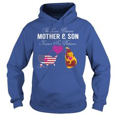 (Top 10 Tshirt) The Love Between Mother Son United States Sri Lanka at Tshirt Family Hoodies, Funny Tee Shirts