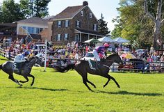 Great shot from Radnor Hunt Races, Malvern, PA