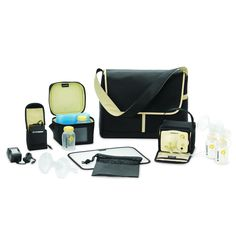 5694126ba0857 breastfeeding accessories - Medela Pump In Style Advanced Double Electric  Breast Pump with The Metro Bag