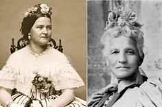 Historical Odd Couples-- Mary Todd Lincoln and Elizabeth Keckley
