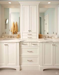 his&hers bathroom sink
