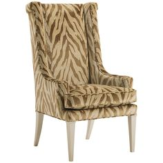 Caracole Pearl Upholstered Dining Chair