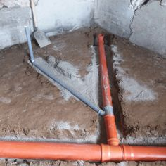 Sewer pipeline under technical room News, Room, Plumbing, Rooms, Bedroom