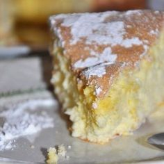 Rührkuchen / Biscuit de Savoie