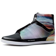 adidas y-3 shoe, graphic