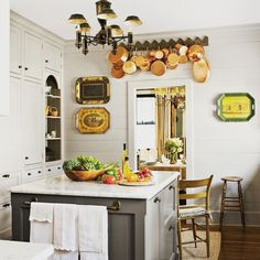 Ideas for creating a cozy winter kitchen at www.decortoadore.net