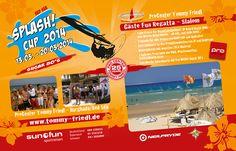 ProCenter Tommy Friedl - Hurghada - SplashCup 2014