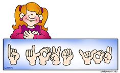 American Sign Language (ASL) - Free Games & Activities for Kids