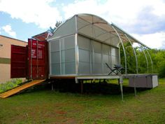 shipping container homes   ... Design - Chicago and Puerto Vallarta - 20 ft Shipping Container Home