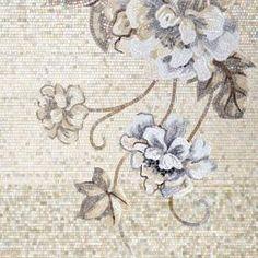 Художественное панно из мозаики