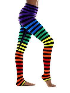 Striped Leggings, Printed Leggings, Women's Leggings, Cheap Leggings, Colorful Leggings, Tights, Crazy Leggings, Leggings Sale, Custom Leggings