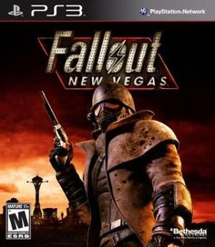 FALLOUT NEW VEGAS – PLAYSTATION 3 $6.95 --> https://pyroflame.com/collections/rare-games/products/fallout-new-vegas-playstation-3 #ecommerce #gaming #retrogaming #gamer #retro #gamersunite #geek #tech