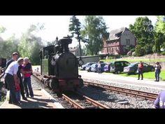 Dampflok I K 54 in Mügeln 2/2 - Steam Train