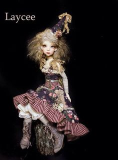 OOAK Laycee SD BJD by Kaye Wiggs...customized by Cristy Stiles Stone of Xtreme Dolls