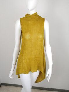 Haut drapé en pure laine Peplum, Pure Products, Tops, Women, Fashion, Knitting Machine, Top, Moda, Fashion Styles