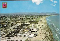 PLAYA MALVARROSA 1960 Valencia Spain, City Photo, Vintage Photos, Awesome, Old Pictures, Community, Souvenirs, Atelier, Cities