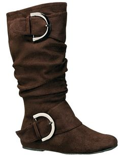 Buckle Up Boots from Gypsy Outfitters