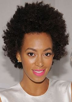 March: Free-Spirited 'Fro
