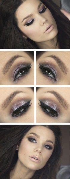 Natural Eye Makeup Information