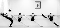 Stretching for dancers - what types of stretches to do when.