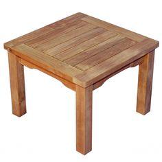 Have to have it. Regal Teak Mission Side Table - $235.77 @hayneedle