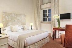 Castello del Nero, #Tuscany #Italy - Rooms Chianti Italy | 5 Star Hotel Room Florence #luxurytravel