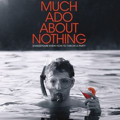 Much Ado About Nothing Poster -- In addition, star Alexis Denisof speaks about the scene portrayed in this poster, the secrecy they had to maintain, and much more. -- http://wtch.it/9sUPq