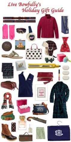 Live Bowfully: Holiday Gift Guide