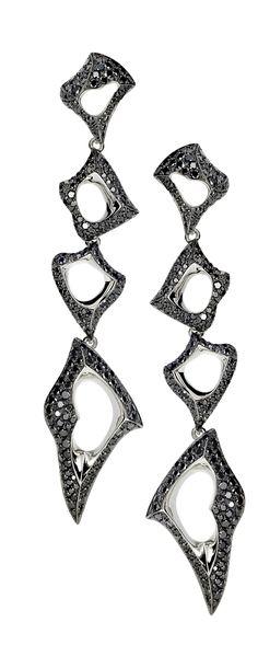 Luna black diamonds by Shaun Leane