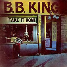 BB King Album Covers | Back to the Letter K | Alphabetical Listing