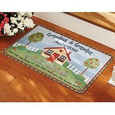 Let the Spoiling Begin Doormat-17x27