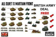 **Pre-Order British Army Deal**