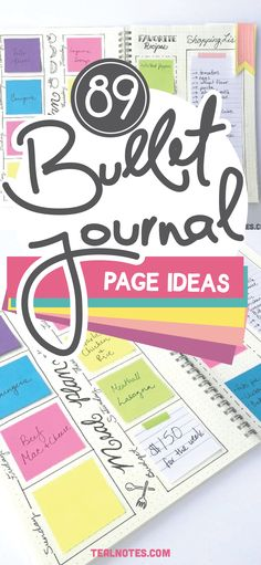 89 Bullet Journal Page Ideas To Inspire Your Next Entry— Bullet Journal Weekly Spread – Exercises 2020 Bullet Journal Weekly Spread, Bullet Journal Contents, Bullet Journal Hacks, Bullet Journal How To Start A, Bullet Journal Ideas Pages, Bullet Journal Layout, Bullet Journal Inspiration, Journal Pages, Bullet Journals