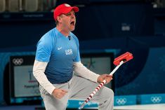 John Shuster and the U.S. Curling Team Win First Gold Medal