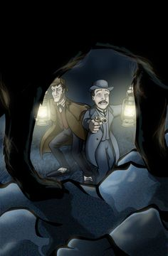 The Hound of the Baskervilles by ~Hawkstone on deviantART