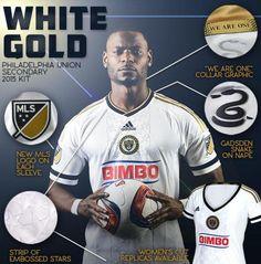Philadelphia Union Away Jersey 2015