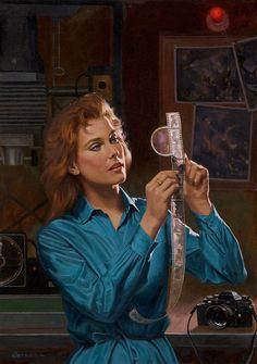 Investigando, por Robert Berran