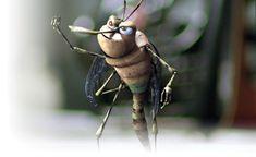 Ősi módszerek darazsak és legyek ellen - Ezermester 2008/6 Insects, Bird, Animals, Animales, Animaux, Birds, Animal, Animais