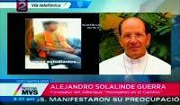 Acusa al procurador Jesús Murillo Karam, de tratar de involucrar a los jóvenes desaparecidos, con el crimen organizado en Guerrero.