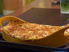 "Polenta Vegetable ""Lasagna"" recipe from Rachael Ray via Food Network"