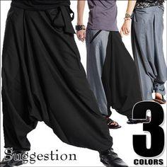 Rakuten ◆Fashion older brother men fashion JIGGYS SHOP of sarouel pants  sarouel pants bottoms