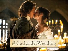 What dreams are made of. #outlanderwedding