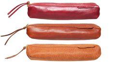 Leather Pen Case - Kaufmann Mercantile