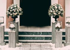 Photo by Kaitoula Avramidou Fleurs trikala Wedding Ceremony, Deco, Flowers, Deko, Florals, Wedding Ceremonies, Dekoration, Decor, Flower