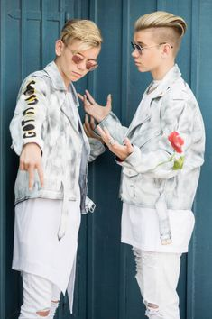 Pop singers Marcus & Martinus pose for a portrait session before honouring Crown Princess Victoria on the ocassion of her birthday at Victoriagarden on July 2017 in Borgholm, Sweden. Get premium, high resolution news photos at Getty Images Still Image, Image Now, Marcus Y Martinus, Creative Video, Crown Princess Victoria, Pop Singers, Stock Pictures, Portrait, Image Collection