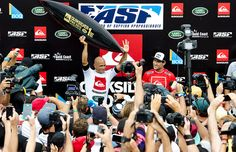 Kelly Slater Wins the Quiksilver Pro Gold Coast 2013. ©ASP